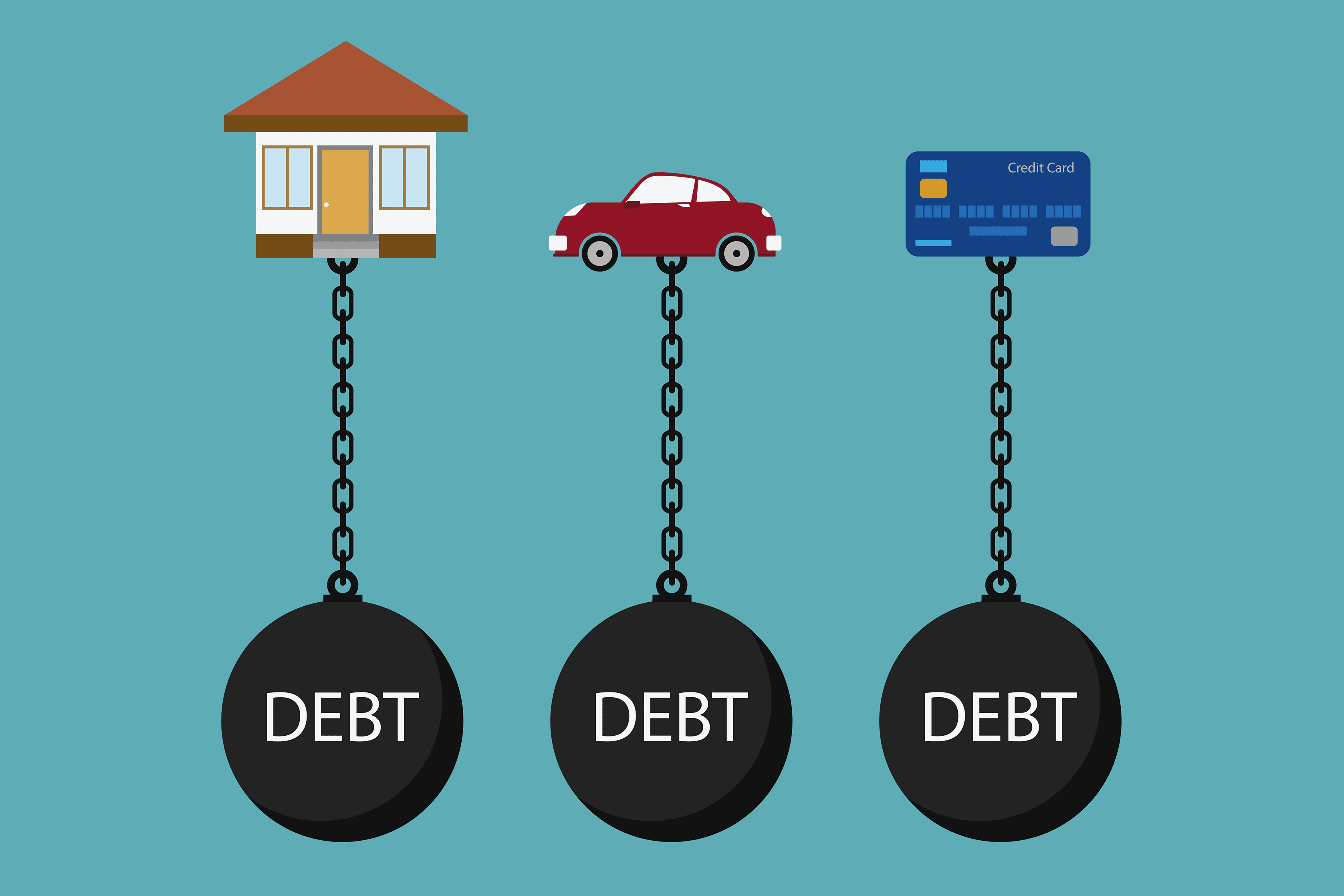 12 Simple Ways to Save Hundreds Each Month For Debt Settlement